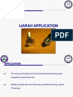 3 - Ijarah Application