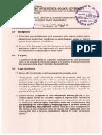 DILG Memorandum Circular Number 2016 170
