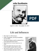 Durkheim Full+