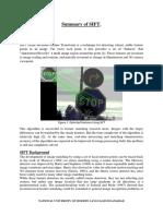Summary of SIFT.docx