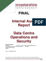 Data Centre Operations Final V3