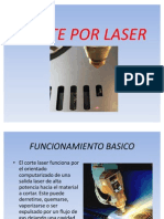 Corte Por Laser