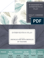 Intervention Plan (1)