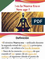Nueva Era-New Age