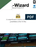Manual (Draft) VL Wizard