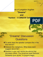 Hughes - Dreams and Dream Deferred (1)