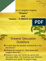 Hughes - Dreams and Dream Deferred (1)