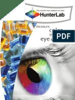 HunterLab Brochure for plastic Industry