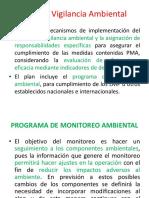 Plan de Vigilancia Ambiental