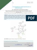Benzimidazole acidhydrazide derivatives
