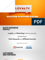 Excite Loyalty Solutions