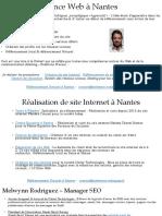 Agence Web à Nantes