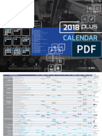 PLUS 2018 Calendar