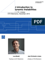 General Introduction to Hydrodynamic Instabilities