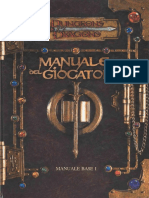 [D&D 3.0 ITA] Manuale Del Giocatore