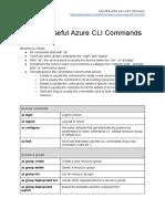 Top 100 Useful Azure CLI Commands