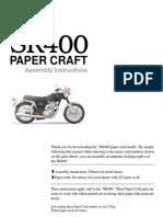 Sr400 Guide
