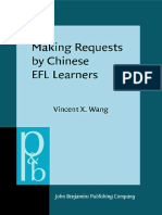 (Pragmatics & Beyond New Series 207) Vincent X. Wang - Making Requests by Chinese EFL Learners-John Benjamins (2011).pdf
