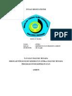 STATISTIK FITRA.docx