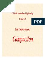Lecture15 Compaction