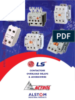 Alstom Contactors