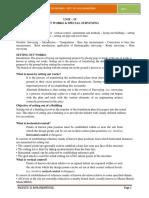 SUR-II notes UNIT-IV (CBCS) 18-19)