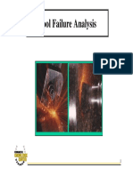 2.6 Tool Failure Analysis