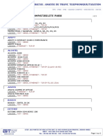 Compatibilite Pabx 1.5