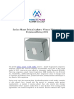 Surface Mount Switch Market