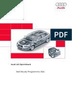 Audi A3 sportback  2006