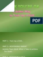 Responsible Parenthood, Responsible Children