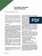 Strain Gage Preparation Paper REF ASTMD3039