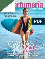 Mercadona Revista Verano Perfumeria 2019 Castellano