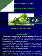 Introducción Financiera