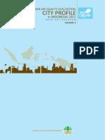 data kualitas udara indonesia