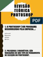 Revisão Teórica Photoshop