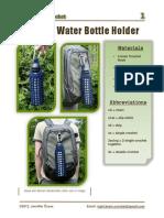 Clip on Bottle Holder v2