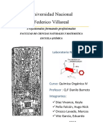 2do Lab Oratorio de Quimica Organica IV- Alcaloides