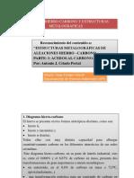 3.Diagrama Hierro Carbono y Estructuras Metalográficas