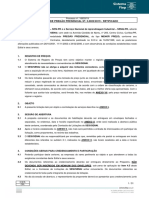 Edital P 3.0022 Retificado