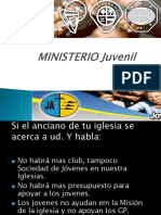 ministerio-joven.ppt