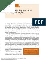 Memória (2a. Ed.) ---- (5 Persistência Das Memórias de Longa Duração)