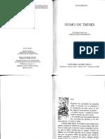 Humo de Trenes - Poli Delano - Editorial Andres Bello