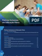Práticas inclusivas na Educação Física