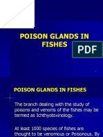17-Biotoxins-Poisnous Glands in Fishes