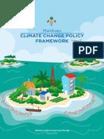 Climate Change Framework