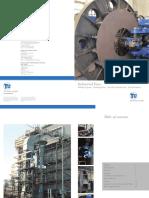 Industrifläktar Produktprogram TLT Turbo GmbH