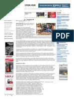 Forklift Safety – Managing Risk – NEWS ARTICLE
