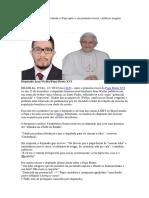 Deputado gay no Brasil ofende o Papa após o seu primeiro tweet.docx