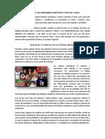 Empresas de Peruanos Exitosos Con Iso 14001
